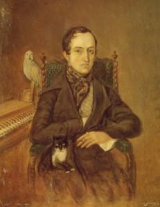 Odoievski Portrait